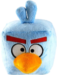 "Plüsch Figur ANGRY BIRDS ""Space"" - ICE BIRD"