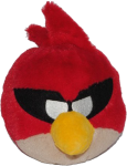"Plüsch Figur ANGRY BIRDS ""Space"" - RED BIRD"