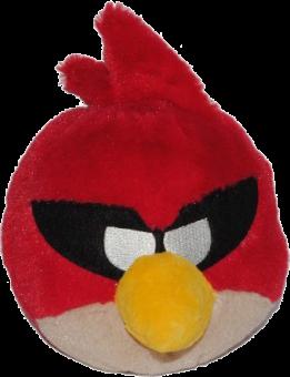 ANGRY BIRDS SPACE Plüsch Figur Vogel RED BIRD rot | 20 cm