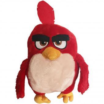 ANGRY BIRDS DER FILM Plüsch Figur Vogel RED rot | 25 cm