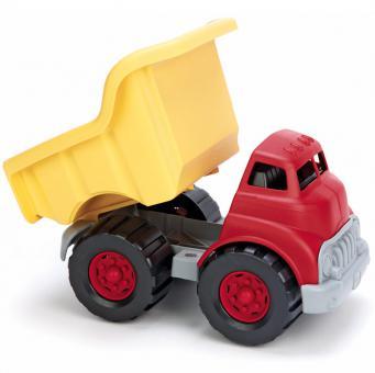 Greentoys Baustellenfahrzeug KIPPLASTER rot | 25 cm