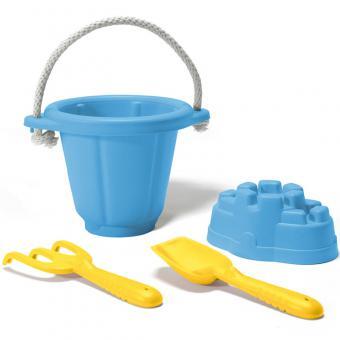 Greentoys Spielzeug SANDSPIEL-SET blau | 17 cm