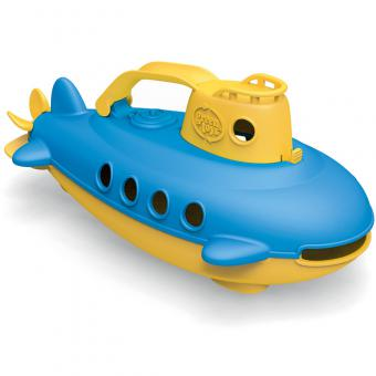 Greentoys Wasserfahrzeug U-BOOT blau | 26 cm