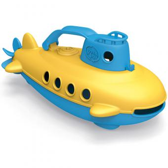 Greentoys Wasserfahrzeug U-BOOT gelb | 26 cm