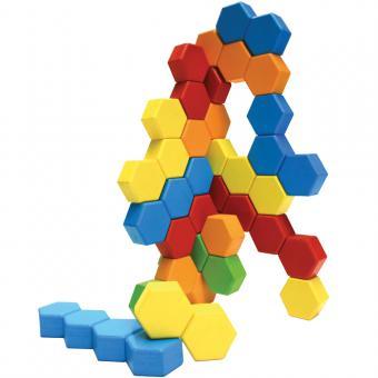 Konstruktionsspielzeug HEXACTLY | 24tlg.