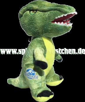 JURASSIC WORLD Plüsch Figur Dinosaurier STEGOCERAS grün   23 cm