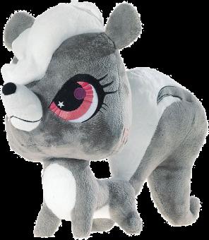 LITTLEST PET SHOP Plüsch Figur Stinktier PEPPER 25 cm
