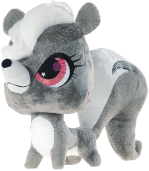 LITTLEST PET SHOP Plüsch Figur Stinktier PEPPER