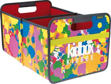 Meori FALTBOX 30l KID BOX für Kinder bunt gefleckt