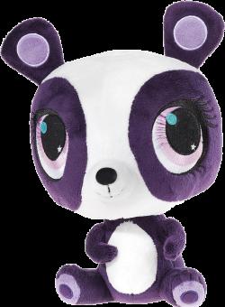 LITTLEST PET SHOP Plüsch Figur Panda PENNY