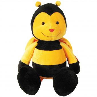 Schaffer Plüschtier Biene BINE schwarzgelb