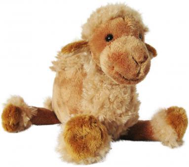 Schaffer Plüschtier Kamel ABDUL braun 22 cm