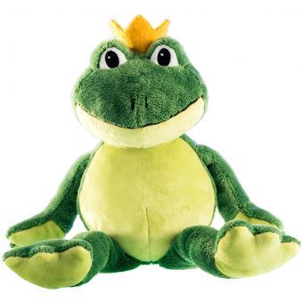 Schaffer Plüschtier Frosch CHARLES grün