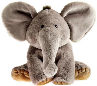 Schaffer Plüschtier Elefant SUGAR grau