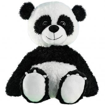 Schaffer Plüschtier Panda AUWEI schwarzweiß