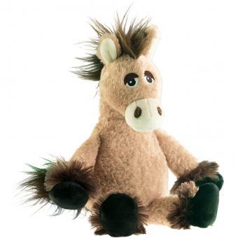 Schaffer Plüschtier Pferd BILLY hellbraun