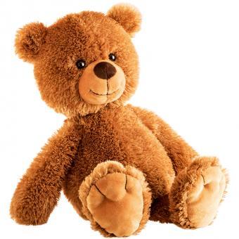 Schaffer Plüschtier Teddybär TOM braun 28 cm