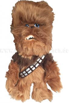 STAR WARS EPISODE VII Plüsch Figur Wookiee CHEWBACCA braun | 30 cm
