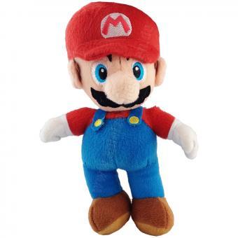 NINTENDO Plüsch Figur Super Mario Bros. MARIO | 23 cm