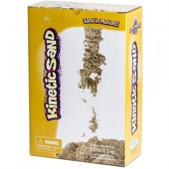 WABA Fun KINETIC SAND sandfarben | 2,5 kg