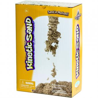 WABA Fun KINETIC SAND sandfarben | 5 kg